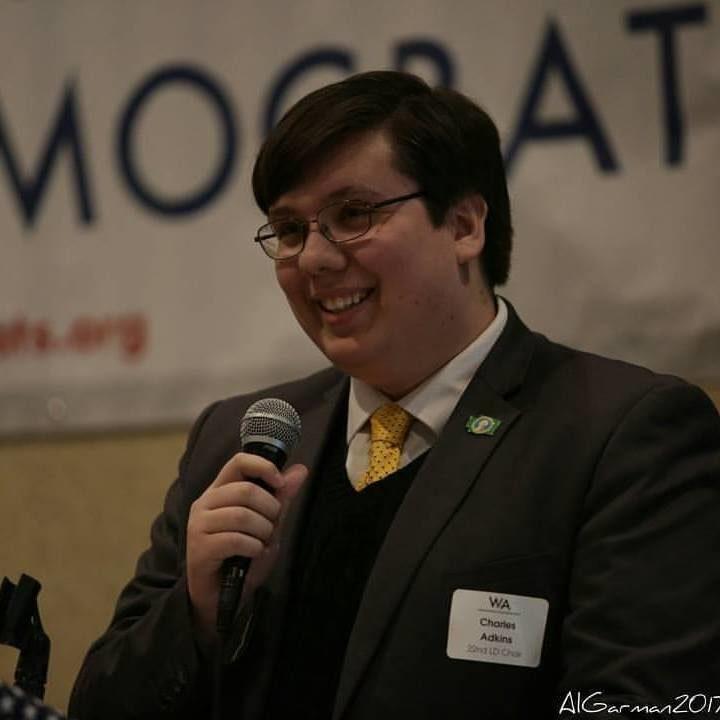 Charles Adkins - Vice Chair